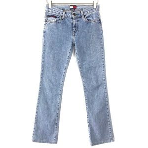 Tommy Hilfiger Vintage Light Wash Bootcut Jeans